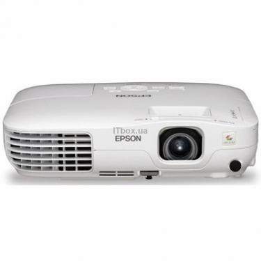 Проектор EPSON EB-S10 LCD (V11H369040) - фото 1