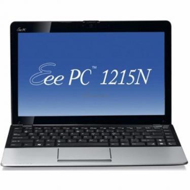 Ноутбук ASUS Eee PC 1215N Silver (EPC1215N-D525NCEVAS) - фото 1