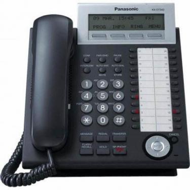 Телефон Panasonic KX-DT343UA-B - фото 1