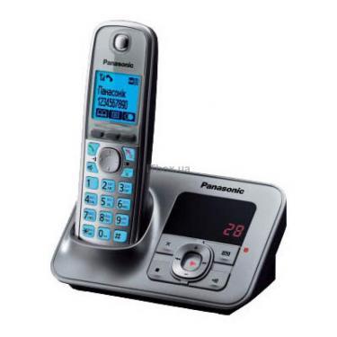 Телефон DECT Panasonic KX-TG6621UAM - фото 1