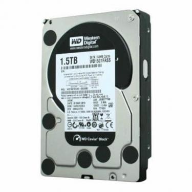 """Жорсткий диск 3.5"""" 1.5TB WD (WD1502FAEX) - фото 1"""