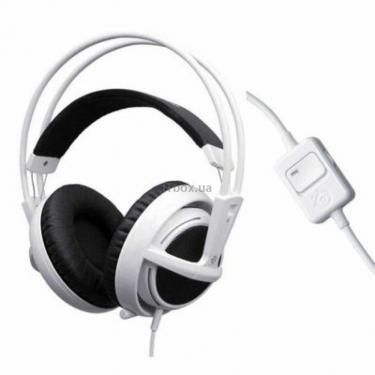 Навушники SteelSeries Siberia V2 White (51100) - фото 1