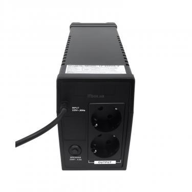 Пристрій безперебійного живлення 650VA-P LogicPower (1879) - фото 3