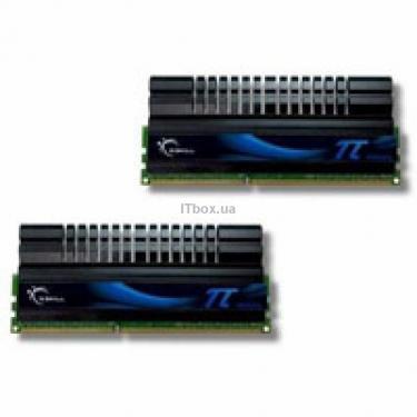 Модуль памяти для компьютера DDR3 4GB (2x2GB) 2200 MHz G.Skill (F3-17600CL7D-4GBPIS) - фото 1