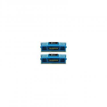 Модуль памяти для компьютера DDR3 8GB (2x4GB) 1600 MHz CORSAIR (CMZ8GX3M2A1600C9B) - фото 1