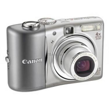 Цифровий фотоапарат PowerShot A1100 silver Canon (3444B001) - фото 1