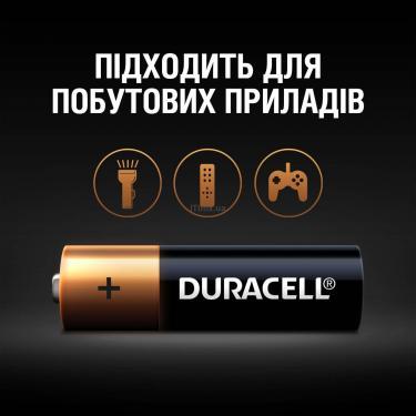 Батарейка Duracell AA MN1500 LR06 * 2 (5000394058163 / 81551267) - фото 5