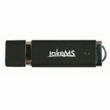 USB флеш накопитель 16Gb Easy II black TakeMS (TMS16GUEA21R03) - фото 1
