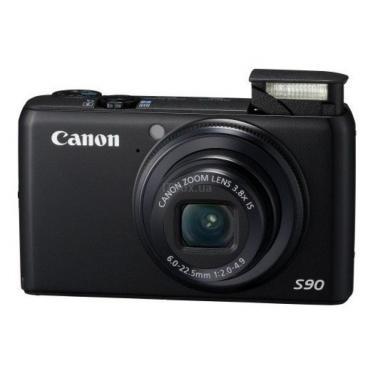 Цифровой фотоаппарат PowerShot S90 Canon (3635B002) - фото 1