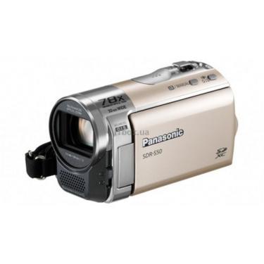 Цифровая видеокамера SDR-S50EE-N gold PANASONIC (SDR-S50EE-N) - фото 1
