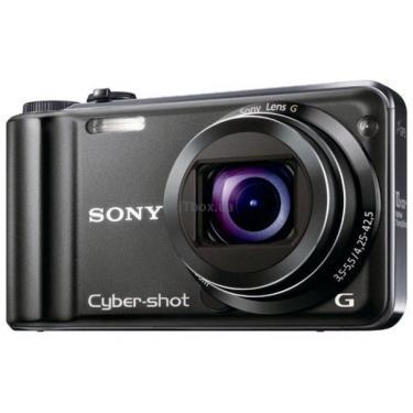 Цифровий фотоапарат Cyber-shot DSC-HX5V black Sony (DSC-HX5VB) - фото 1