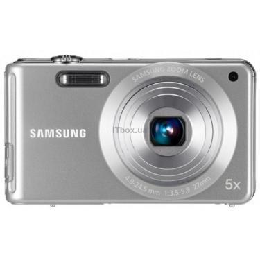 Цифровий фотоапарат ST70 silver Samsung (EC-ST70ZZBPSRU) - фото 1