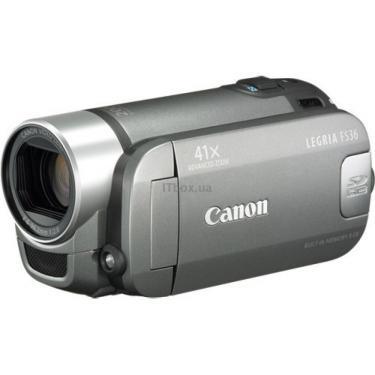 Цифрова відеокамера Legria FS37 Canon (4397B001) - фото 1