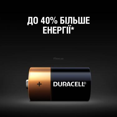 Батарейка Duracell C LR14 * 2 (5000394052529 / 81483545) - фото 3