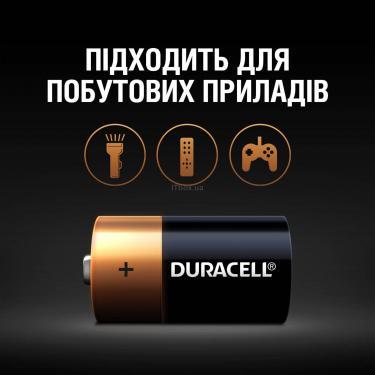 Батарейка Duracell C LR14 * 2 (5000394052529 / 81483545) - фото 5
