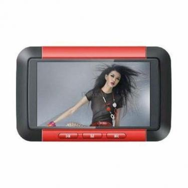 mp3 плеер Ergo Zen Joy 4GB Red (4GB Zen Joy red) - фото 1