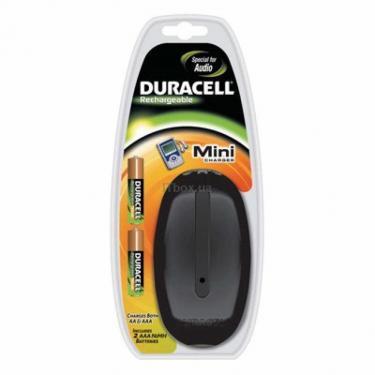 Зарядний пристрій для акумуляторів CEF20 + 2 х 900mAh ААA Duracell (75023474) - фото 1
