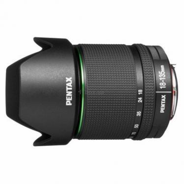 Об'єктив SMC DA 18-135mm f/3.5-5.6 ED AL [IF Pentax (21977) - фото 1