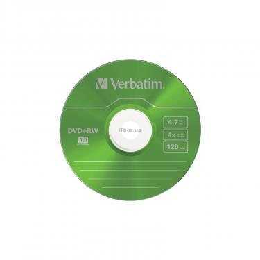 Диск DVD Verbatim 4.7Gb 4x SlimCase 5шт Color (43297) - фото 6