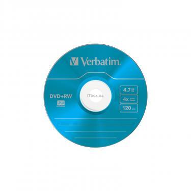 Диск DVD Verbatim 4.7Gb 4x SlimCase 5шт Color (43297) - фото 7