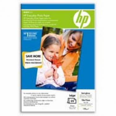 Бумага HP 10x15 Everyday Photo Paper semiglos (CG820HF) - фото 1