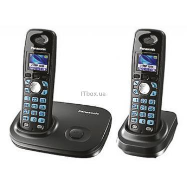 Телефон DECT PANASONIC KX-TG8012UAT - фото 1