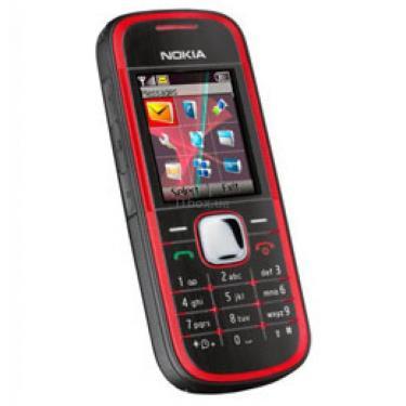 Мобильный телефон 5030c Red Nokia - фото 1