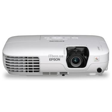 Проектор EB-S7 LCD Epson (V11H328040) - фото 1