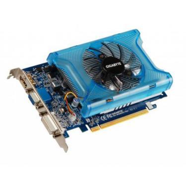 Відеокарта GIGABYTE GeForce GT220 1024Mb OverClock (GV-N220OC-1GI) - фото 1