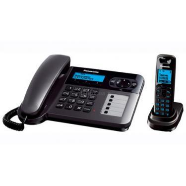 Телефон DECT PANASONIC KX-TG6461UAT - фото 1