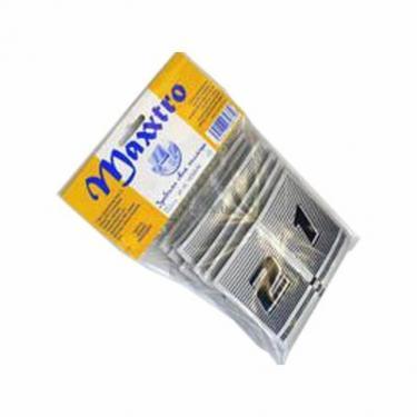 Серветки for TFT/PDA/LCD 5+5 pack MAXXTRO (102500) - фото 1