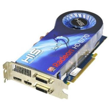 Відеокарта Radeon HD 5770 1024Mb IceQ 5 Turbo HIS (H577QT1GD) - фото 1
