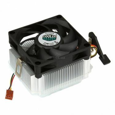 Кулер для процессора CoolerMaster DK9-7F52B-0L-GP - фото 1
