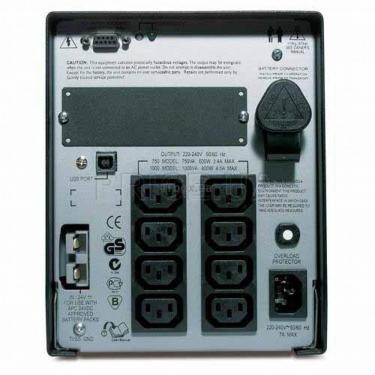 Пристрій безперебійного живлення Smart-UPS XL 1000VA APC (SUA1000XLI) - фото 2