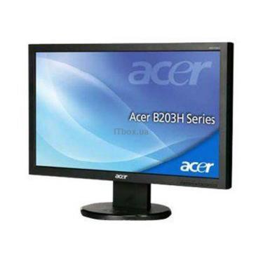 Монітор Acer B203HCymdh Спеццена! (ET.DB3HE.C02) - фото 1
