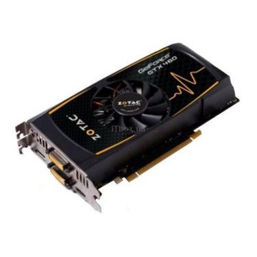 Видеокарта Zotac GeForce GTX460 768Mb SYNERGY Фото