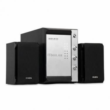 Акустическая система MS-320 black 25Вт+2*8Вт Sven (MS-320 black) - фото 1