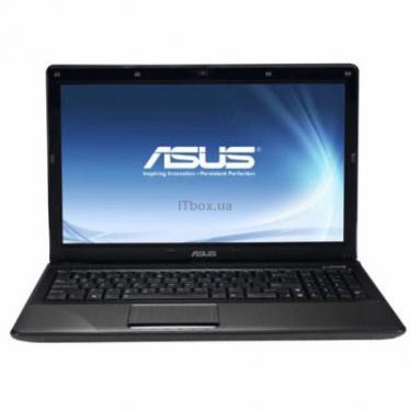Ноутбук ASUS X52F (X52F-3370SEGDAW) - фото 1