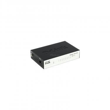 Комутатор мережевий D-Link DGS-1008D/I2B - фото 1