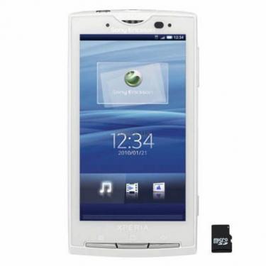 Мобильный телефон X10i White (XPERIA) SonyEricsson (1238-4174) - фото 1