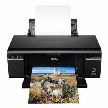 Струменевий принтер Stylus Photo P50 EPSON (C11CA45341) - фото 1