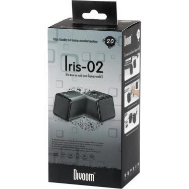 Акустична система Iris 02 Divoom (Iris-02 USB, black) - фото 6