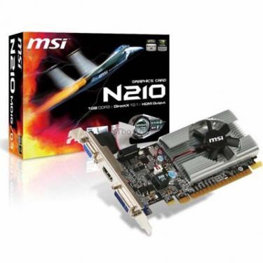 Видеокарта MSI GeForce 210 1024Mb Фото