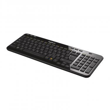 Клавіатура Logitech K360 WL (920-003095) - фото 1