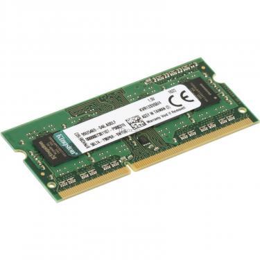 Модуль памяти для ноутбука SoDIMM DDR3 4GB 1333 MHz Kingston (KVR13S9S8/4) - фото 2