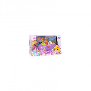 Игровой набор Pinypon Автомобиль с куклой Фото