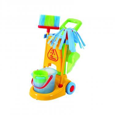 Игровой набор PlayGo для уборки 8 предметов Фото 1