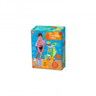 Игровой набор PlayGo для уборки 8 предметов Фото