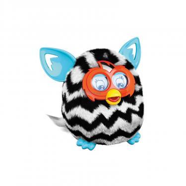 Интерактивная игрушка Furby Boom Теплая волна, черно-белый Фото