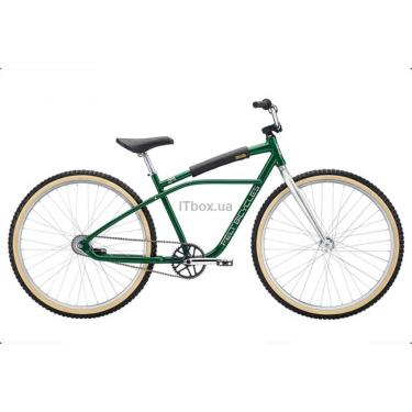 "Велосипед Felt Cruiser Rail 29"" racing green 3sp (8037 18817) - фото 1"